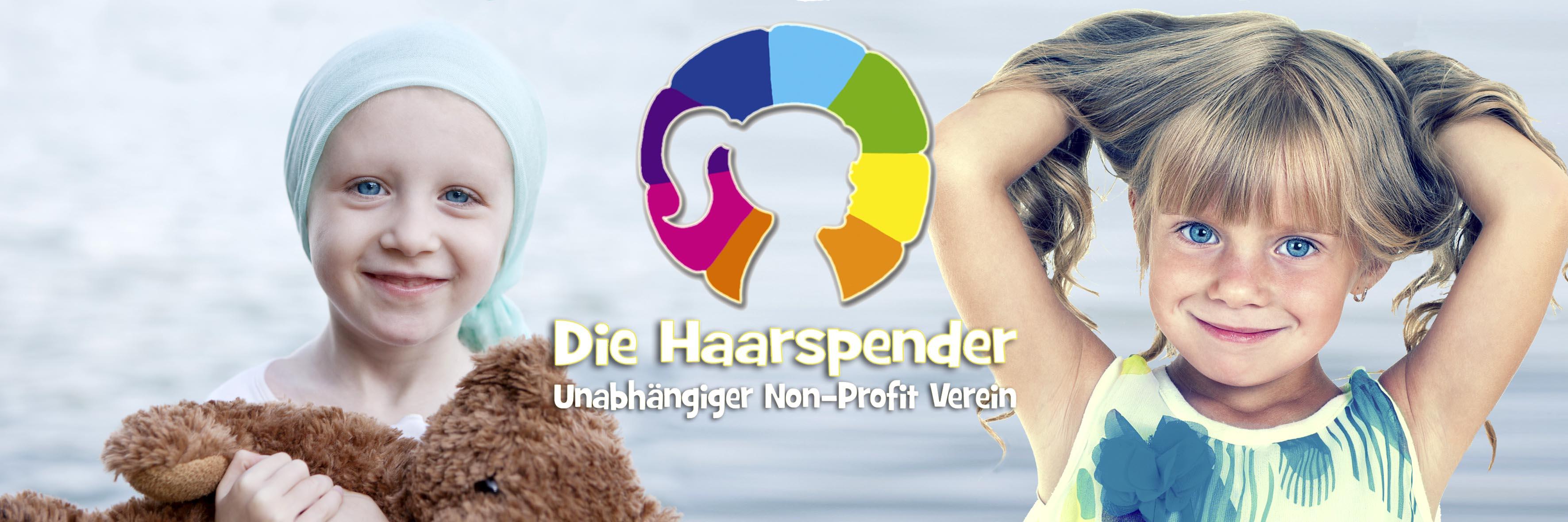 Verein Die Haarspender Spende Dein Haar Für Kinder
