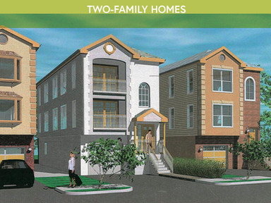 TWO-FAMILY HOMES