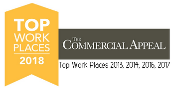 Top Places to work 2018 - The Commercial Appeal