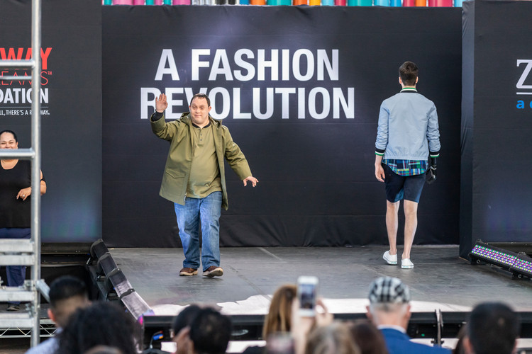 A Fashion Revolution Event, Runway of Dreams Foundation