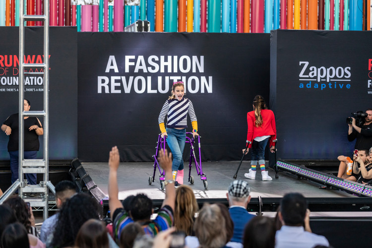 A Fashion Revolution Event, Runway of Dreams Foundation, Zappos