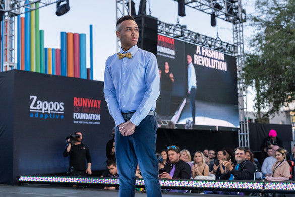 A Fashion Revolution Event, Runway of Dreams Foundation, Zappos