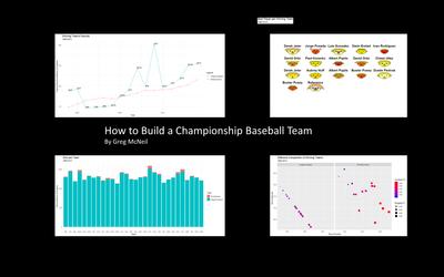 Building a Winning Baseball Team
