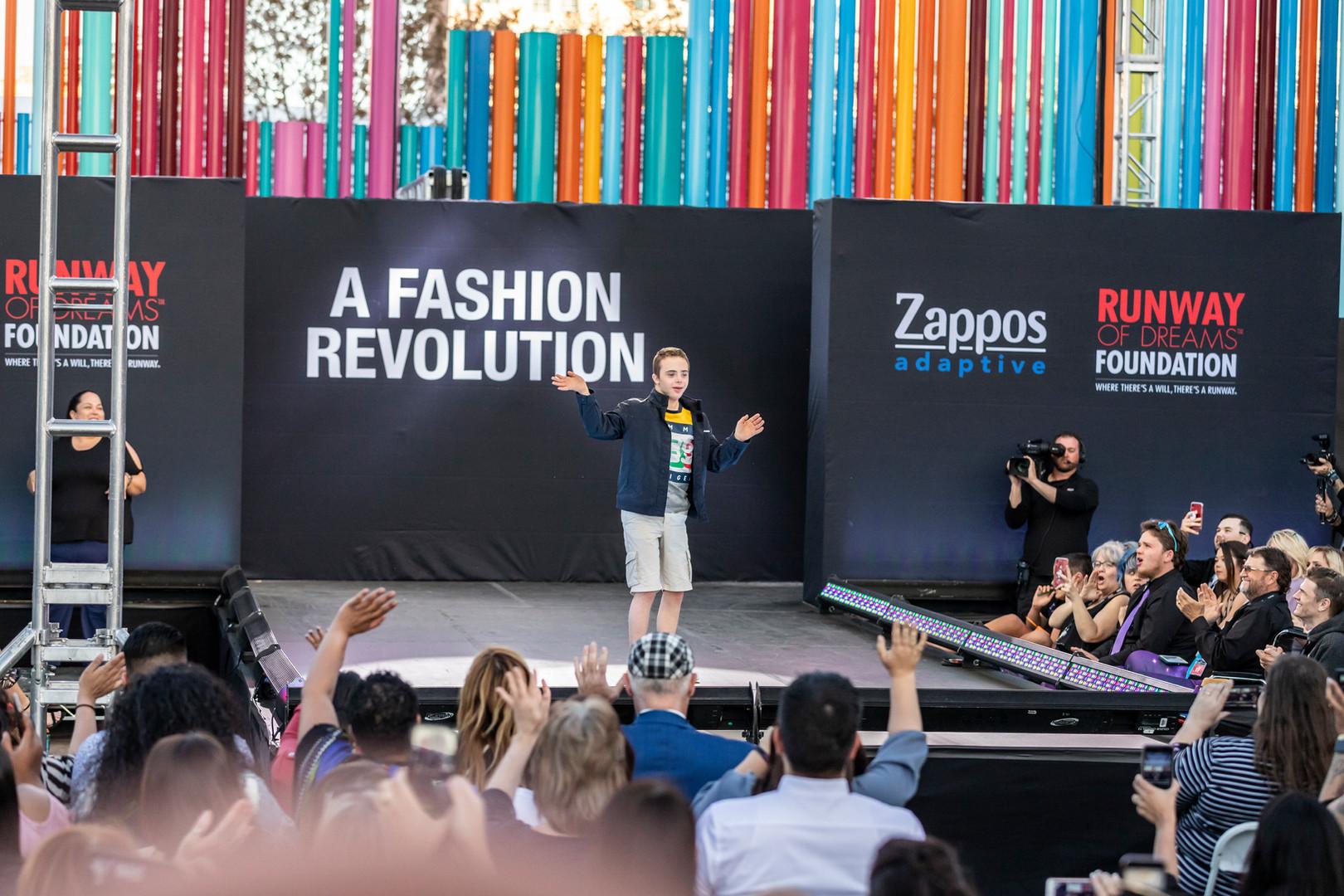 A Fashion Revolution Event, Runway of Dreams Foundation