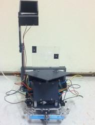 Self Navigating Robot