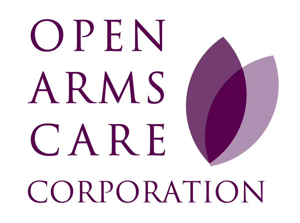 Open Arms Care Corporation Logo