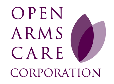 Open Arms Care launches new website.