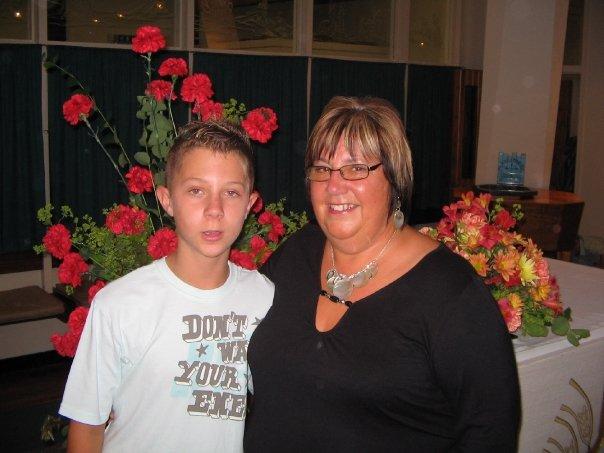 Sam and Grandma
