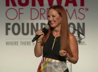 """Runway of Dreams Foundation """"Fashion Revolution"""" - 2018: Mindy Scheier's Speech"""