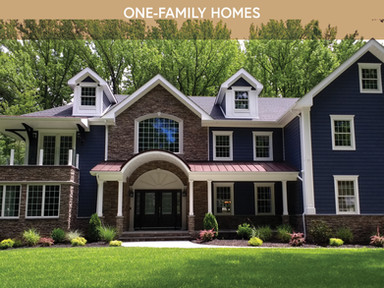 ONE-FAMILY HOMES
