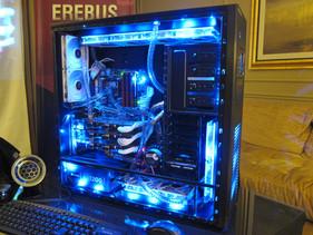 Liquid Cooled Computer