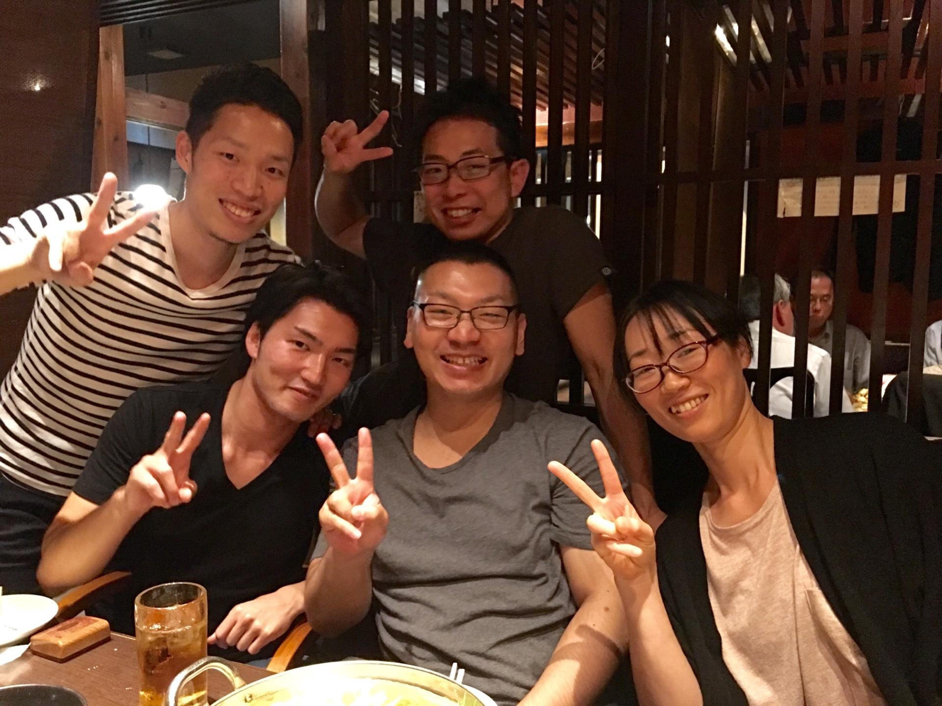 2016/6/13 親睦会