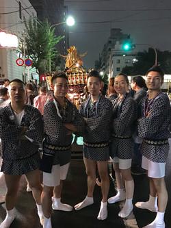 2016/9/18 牛嶋神社例祭