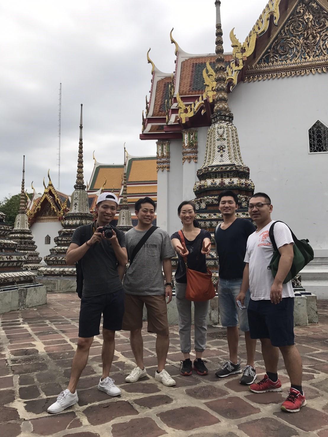 2017/1/11 海外研修:タイ