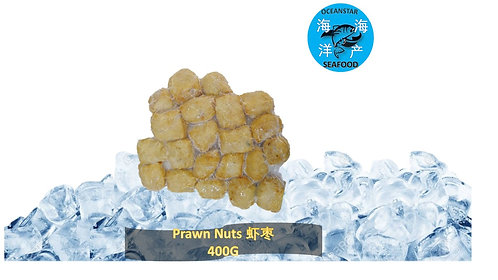 Prawn Nuts (虾枣) 400G