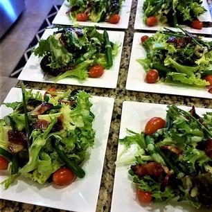 Haricot Vert and Frisee Salad