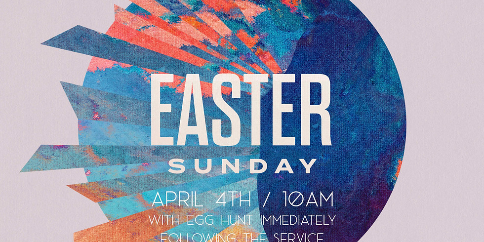 Easter Sunday at Abbey Church