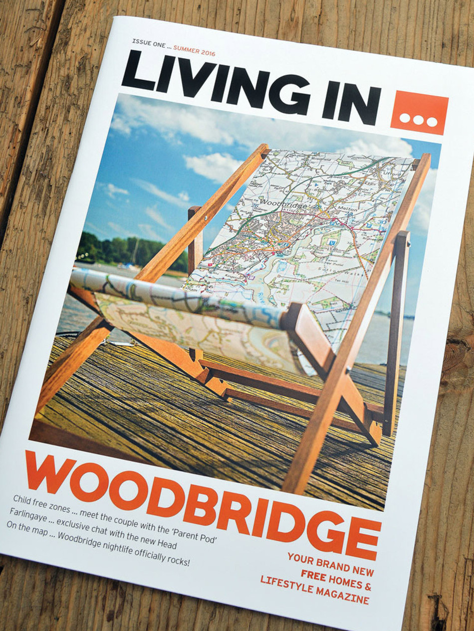 Living in Woodbridge Magazine