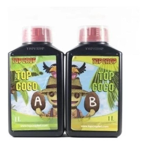 Top Crop Coco A&B