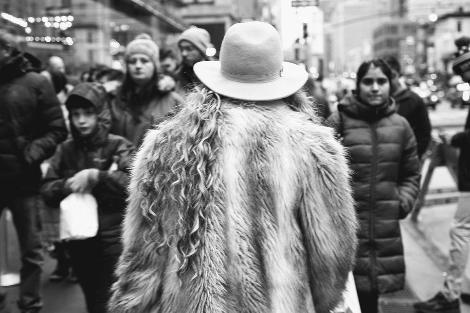 documentary NYC street photography