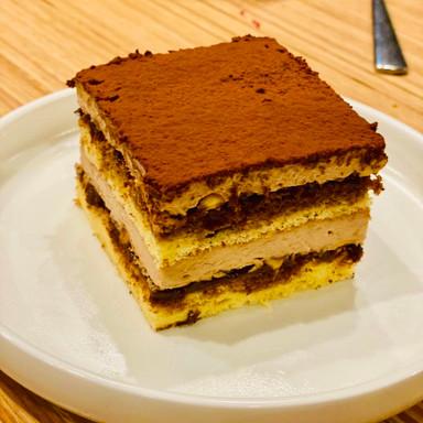 Nutella Tiramisu Universal Restaurant