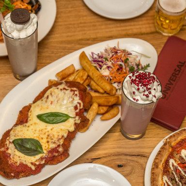 Pasta Pizza Parma Universal Restaurant