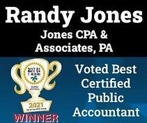 Best of St. Augustine - Jones CPA Winner
