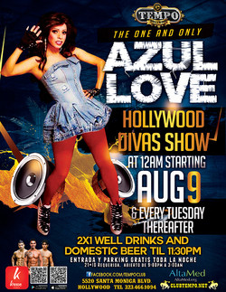 AZUL LOVE