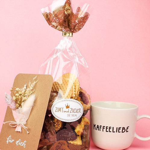 """Geschenk Set """"Kaffeeliebe"""""""