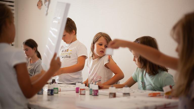 Otevření nového dětského koutku s interaktivními ilustracemi Znojma