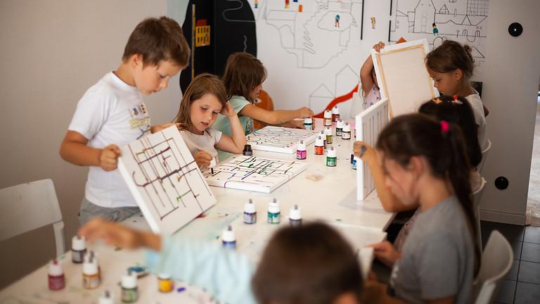 Workshop dětem