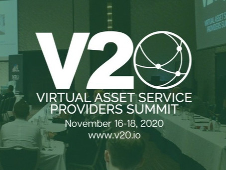 V20 SUMMIT RECOVENES WITH SUPPORT FROM FATF, REGULATORS TO ADDRESS STABLECOINS, DEFI