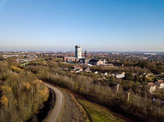 Terrils Loos en Gohelle drone-capture.co