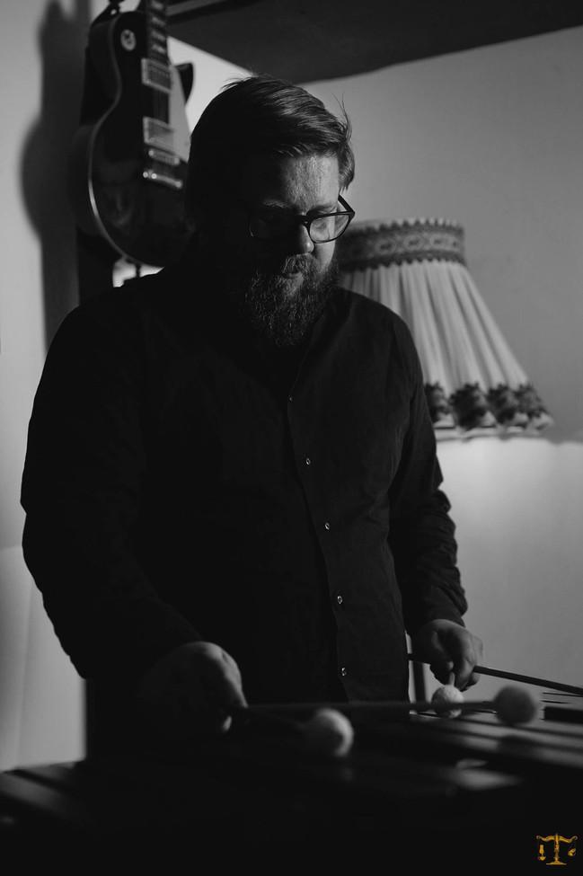 Anders Kregnes/marimba