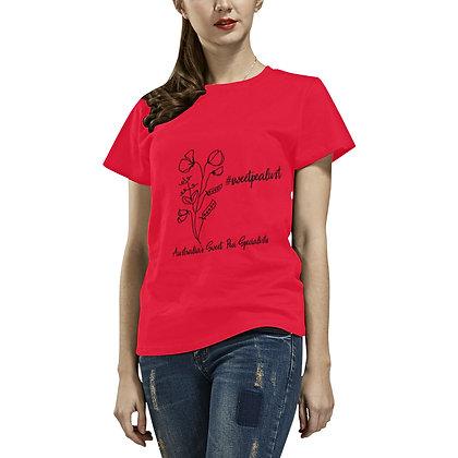T-shirt - #sweetpealust