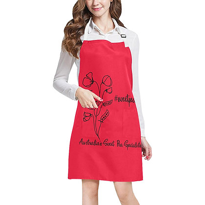 Adjustable Apron - #sweetpealust