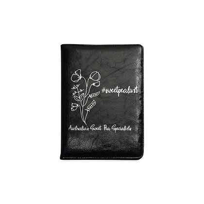 Garden Journal - #sweetpealust (black/white)