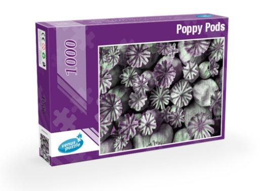 Jigsaw Puzzle 1000 pieces - Poppy Pods