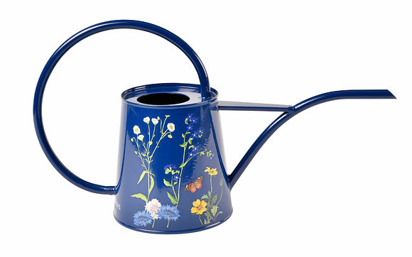 Watering Can British Meadow 1 litre