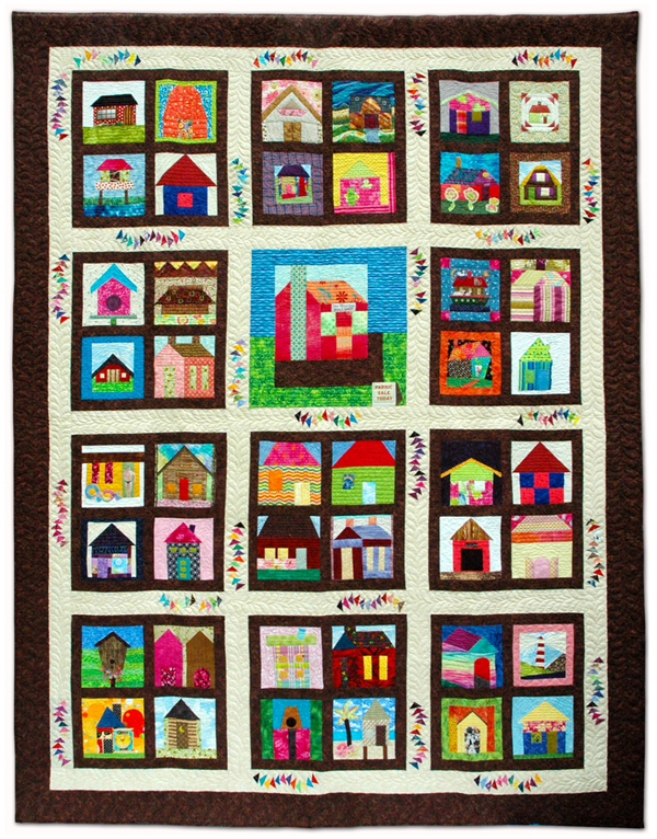 2013 No Worries Quilt