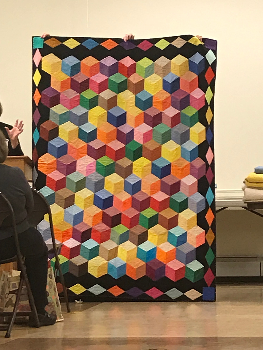 Always Diamonds Quilt