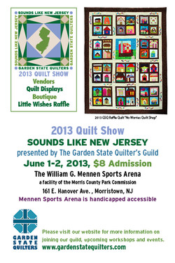 Sounds Like New Jersey 2013 Show