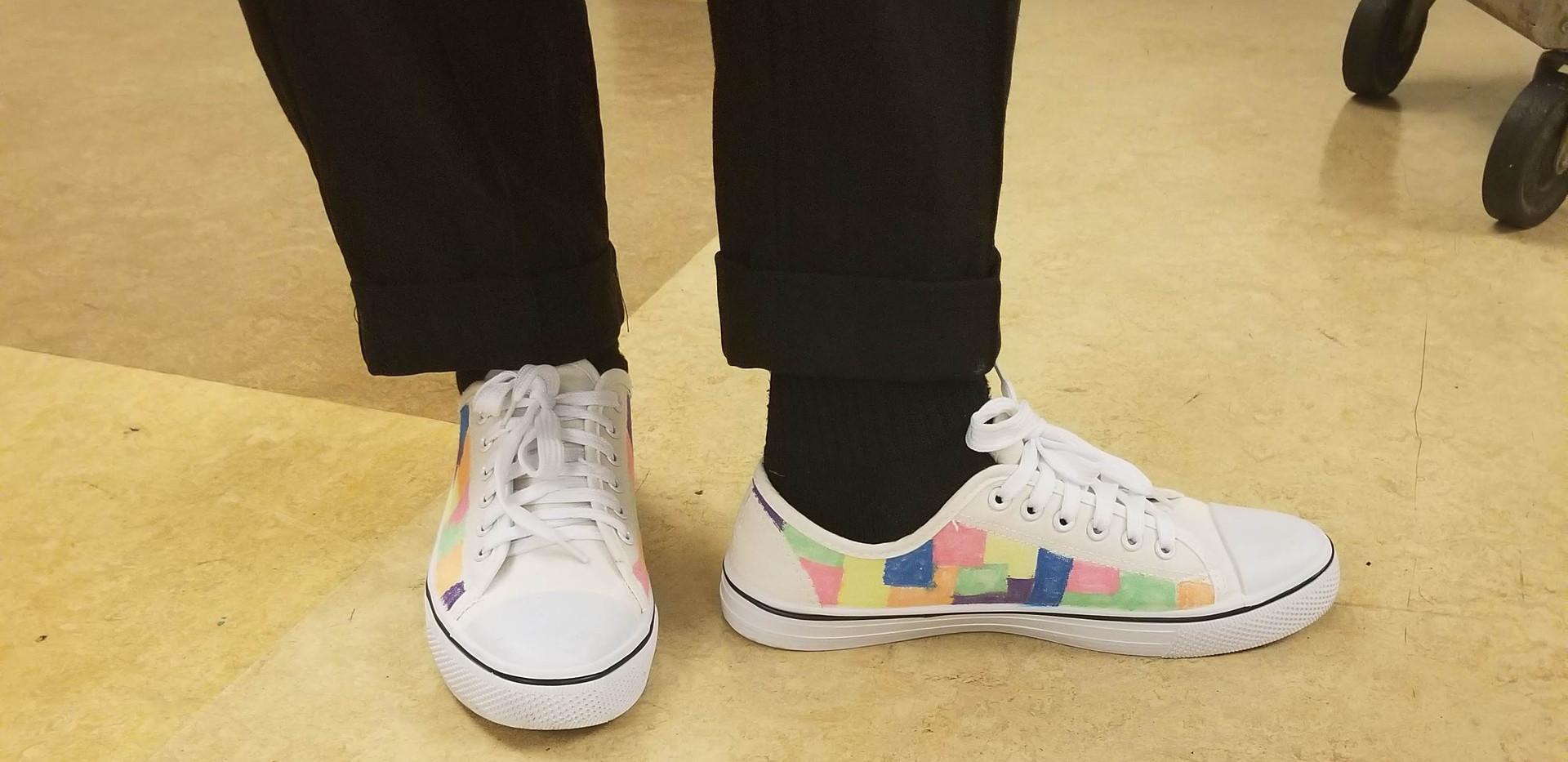 Wannetta's Sneakers