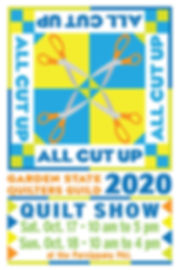 2020 All Cut Up Quilt Show
