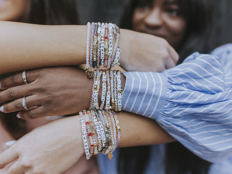 A Trackable Bracelet With A Powerful Message: Little Words Project