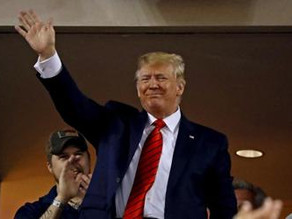 What Do We Do When Our President Is Booed By An Entire MLB Baseball Stadium?