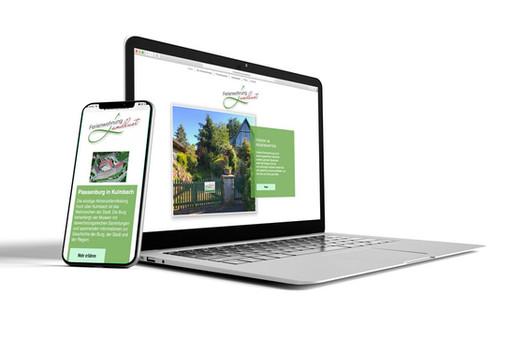Website Ferienwohnung Höhler