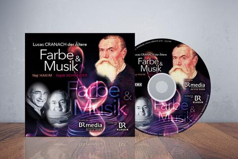 CD-Cover FARBE & MUSIK