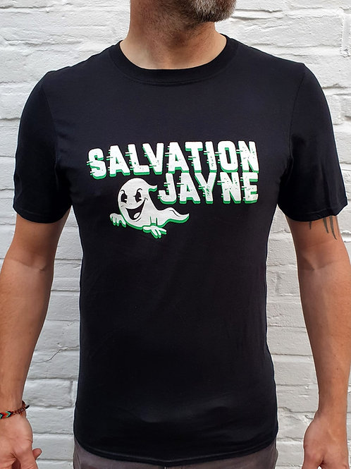 Salvation Jayne Ghost T Shirt