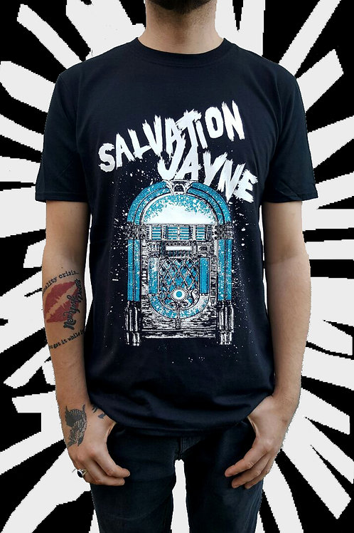 Salvation Jayne Jukebox T Shirt